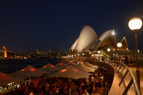 Opera Bar,